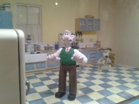 Wallace & Gromit at Scienceworks